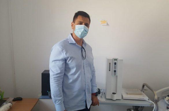 Ozonoterapie vs Covid19 – Spitalul Judetean de Urgenta din Targu Jiu
